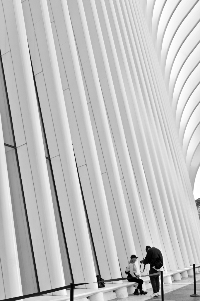 Resting at the Oculus