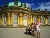 Sanssouci palace,...