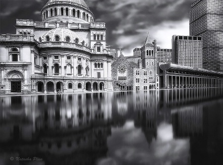 Photography Contest Grand Prize Winner - June 2017: Reflection Pond