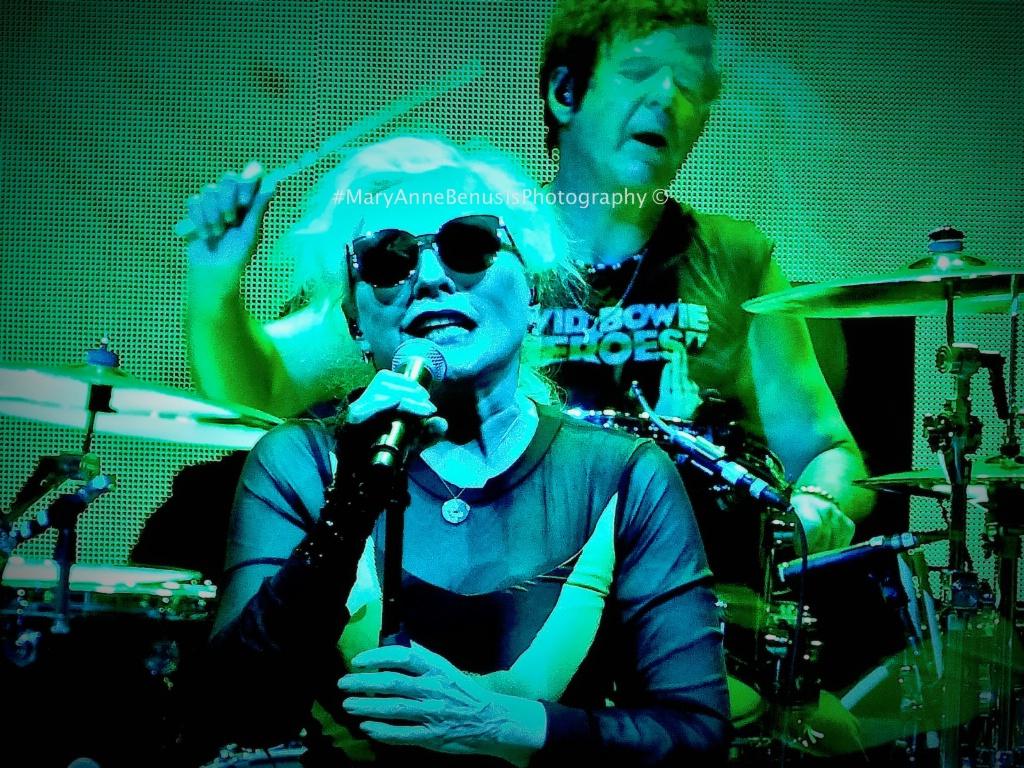 Deborah Harry of Blondie  - ID: 15433891 © Mary-Anne Benusis
