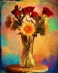 Vase of Flowers O...