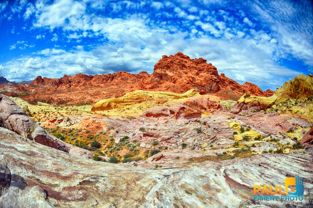 A day in Nevada - ID: 15456804 © paul parent