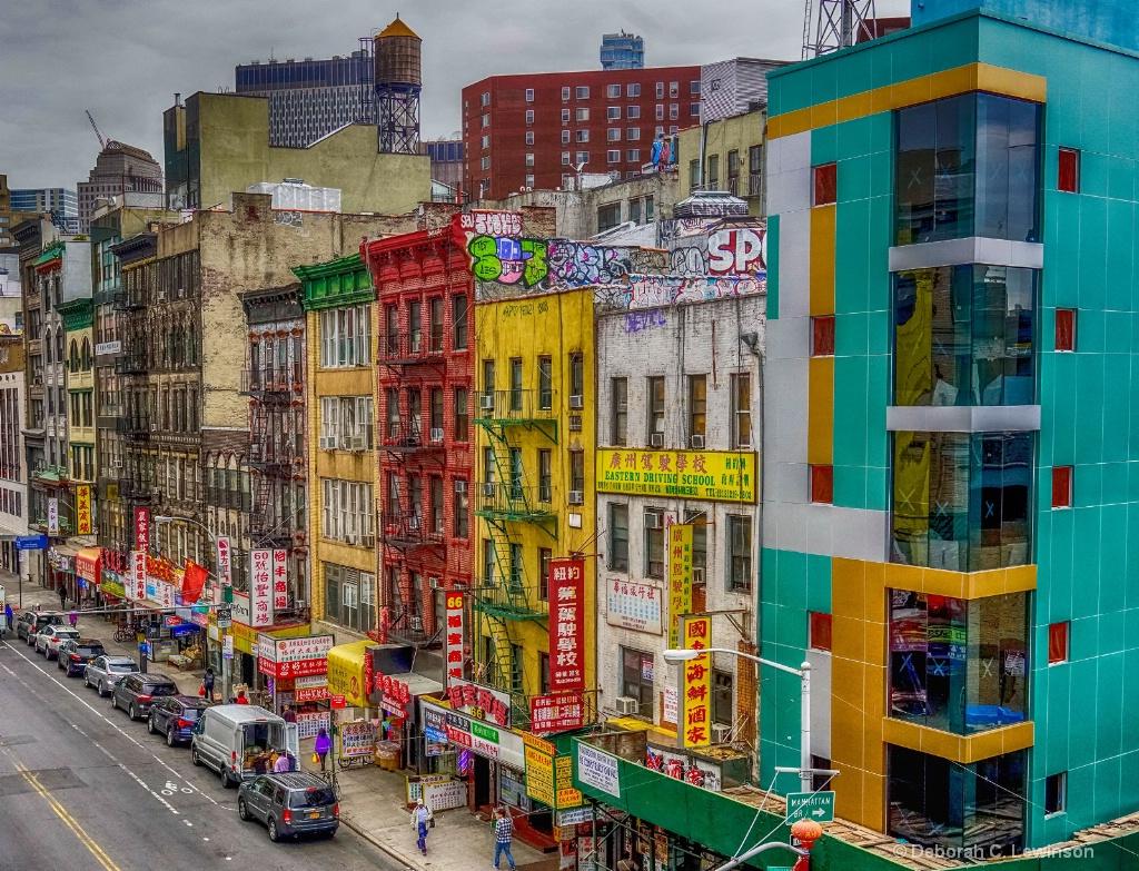 Chinatown - ID: 15459928 © Deborah C. Lewinson