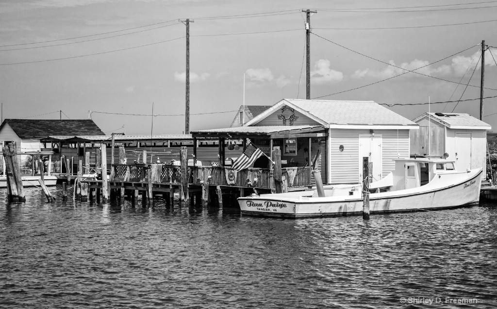 Boat House - ID: 15460522 © Shirley D. Freeman
