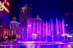 Lights fountains ...