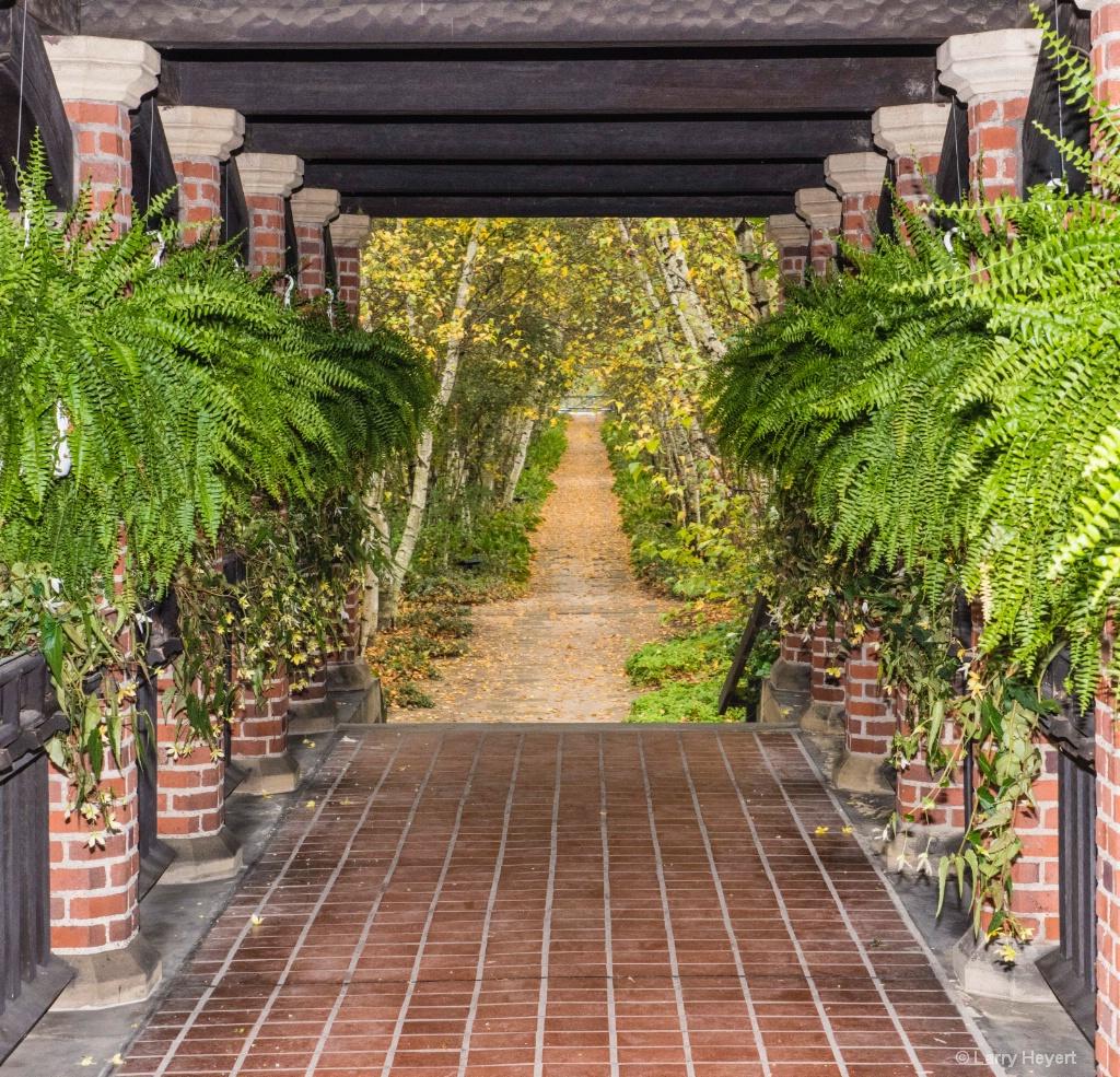 Stan Hywet Gardens - ID: 15471635 © Larry Heyert