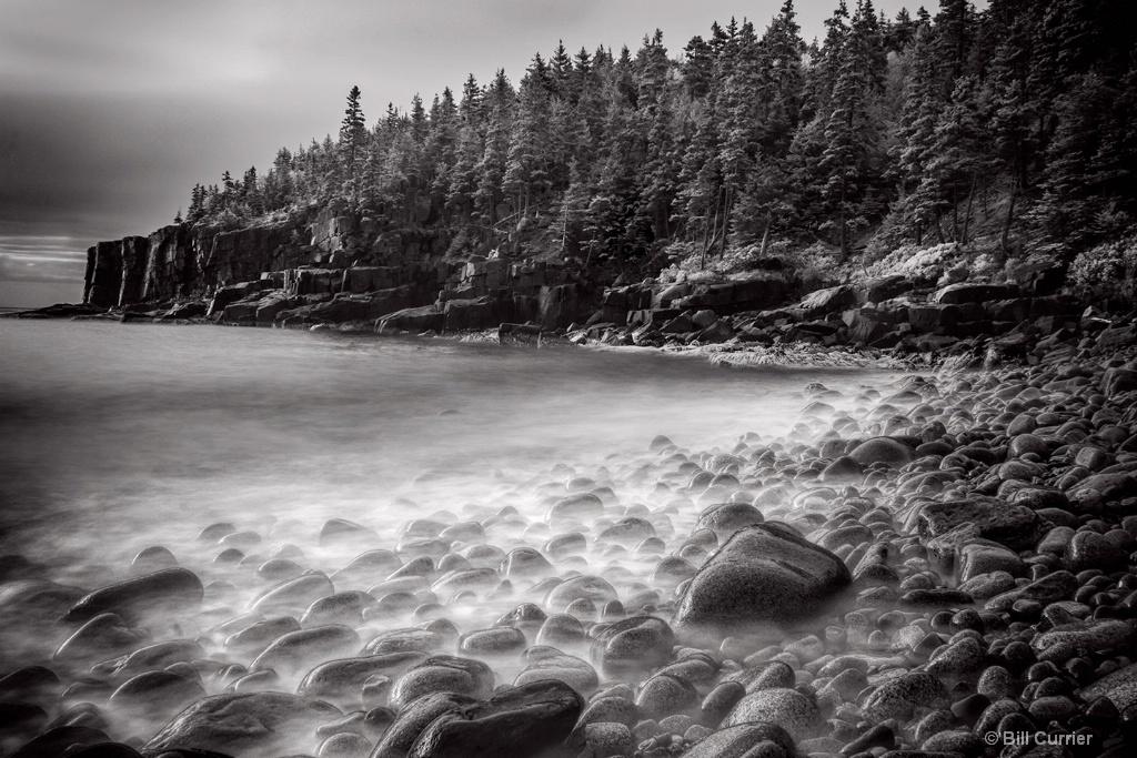 Boulder Beach Acadia National Park - ID: 15472865 © Bill Currier