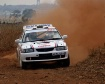 Wit Mazda Rally