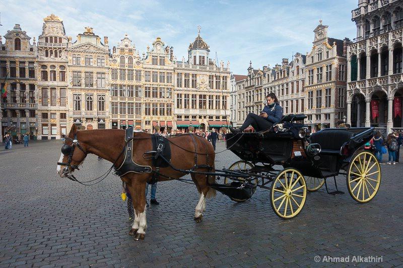 Brussels, Belgium - ID: 15486253 © Ahmad Alkathiri