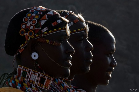 Photography Contest Grand Prize Winner - November 2017: Samburu Warriors 2