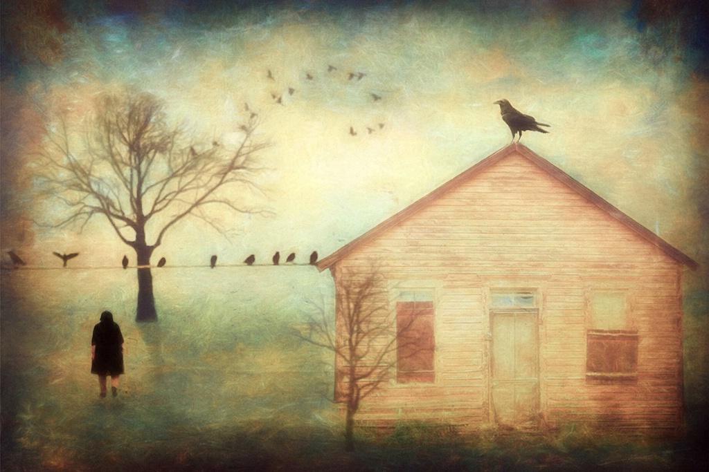 The Watcher - ID: 15495279 © Sheila Babbie