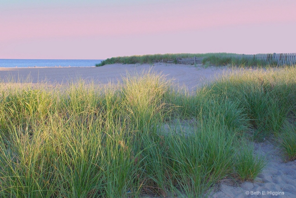 """Last Light"" Craigville Beach, Centerville - ID: 15502812 © Beth E. Higgins"