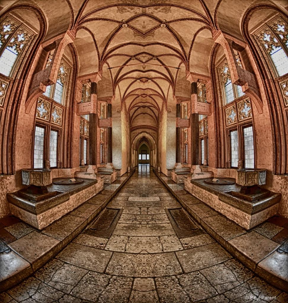 Malbork Castle - ID: 15509603 © paul parent