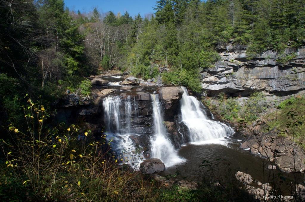 Blackwater Falls - ID: 15511040 © Jim Klages