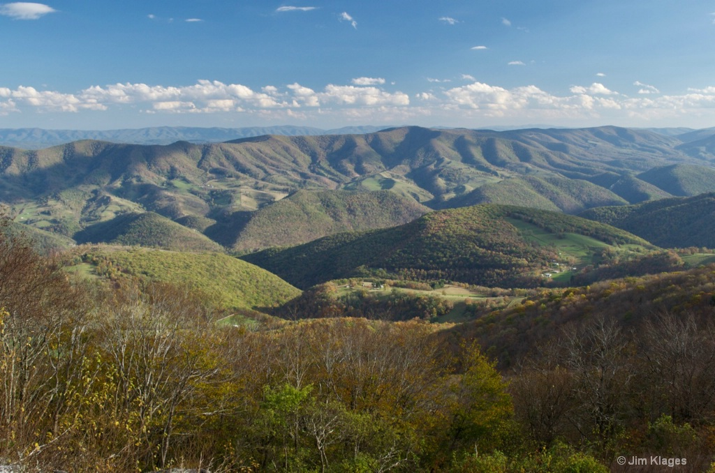 SE View From Spruce Knob - ID: 15511041 © Jim Klages