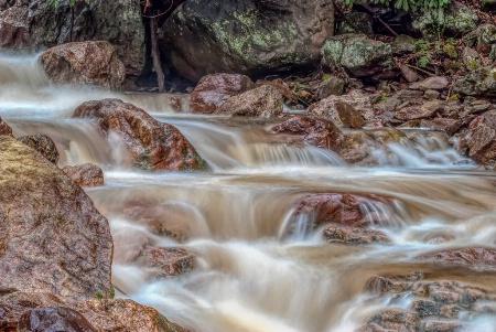 Beautiful Buck Mountain Creek