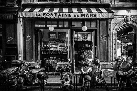 La Fontaine de Mars (Paris)