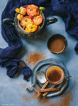Elements for a Cozy Winter Morning