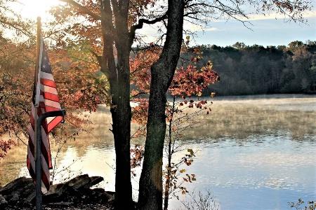 Lake Life and Old Glory