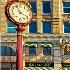 2Salisbury's Clock    16x24 - ID: 15526074 © Zelia F. Frick