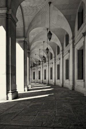 Curved Corridor 2