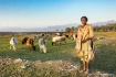 SHEPHERD WOMAN