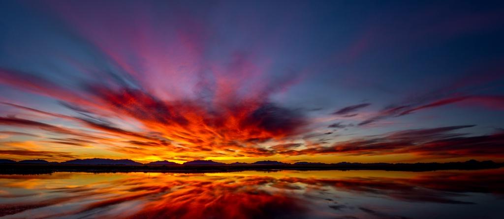 Evening Reflection - ID: 15546277 © Jim E. Anderson