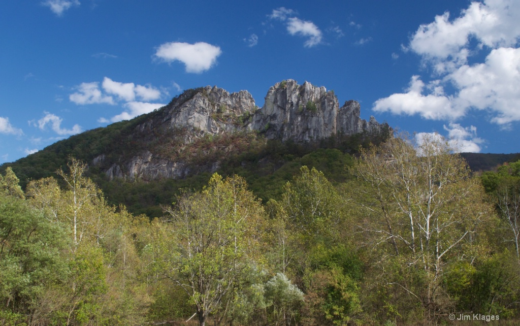 Seneca Rocks - ID: 15549566 © Jim Klages