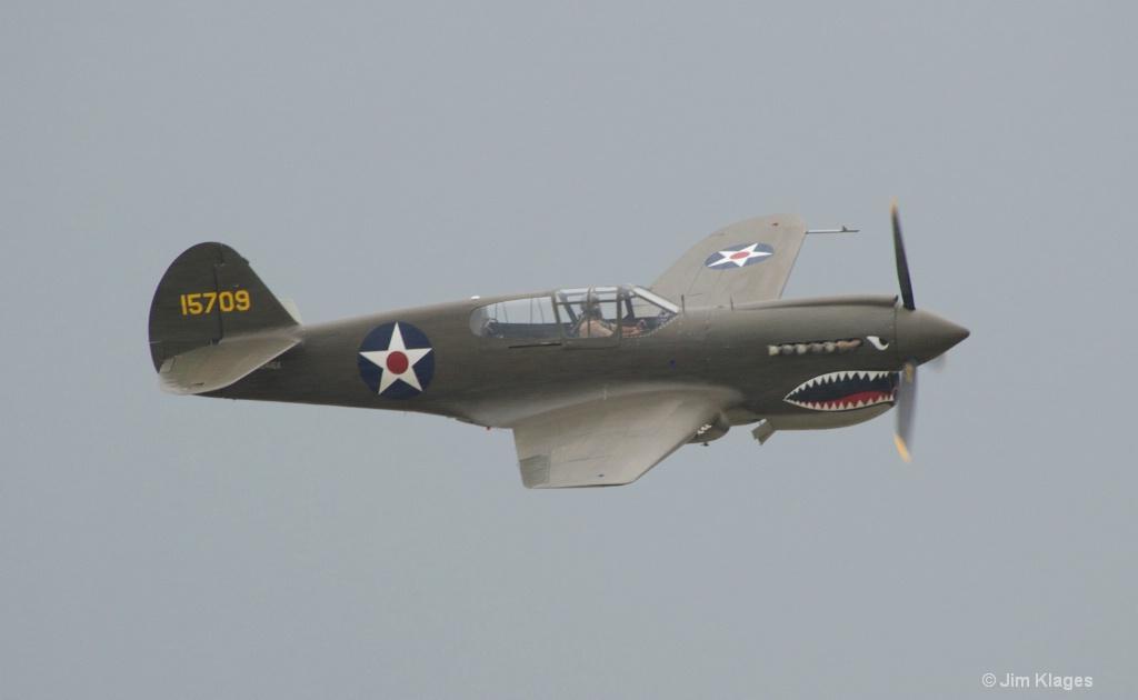 P-40E Warhawk - ID: 15549571 © Jim Klages