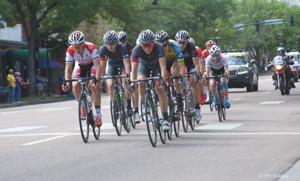 2014 USA Pro Challenge - Breakaway Group - ID: 15549573 © Jim Klages