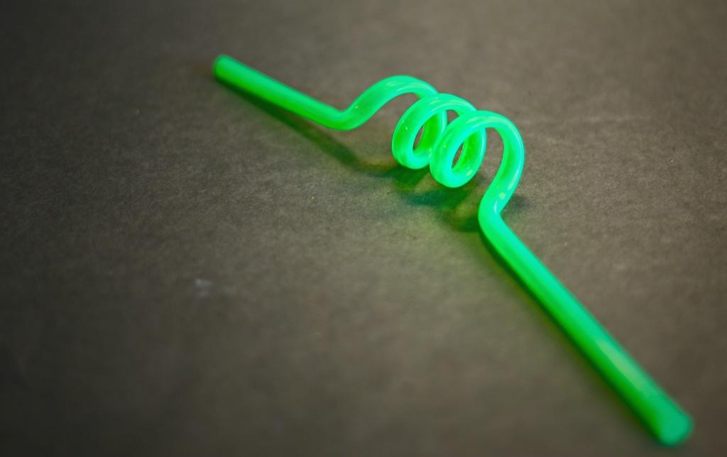 Green twist!