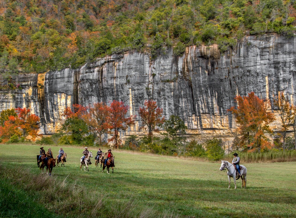 Arkansas Fall - ID: 15559218 © Jim E. Anderson