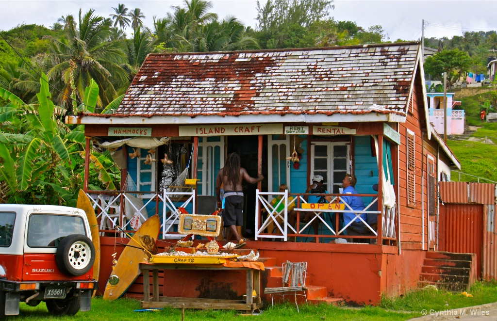 Island Commerce - ID: 15562023 © Cynthia M. Wiles