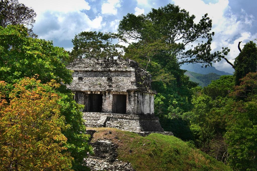 Palenque Chiapas  4 - ID: 15564576 © David Resnikoff