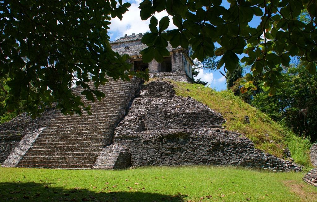 Bonampak Chiapas 6 - ID: 15564579 © David Resnikoff
