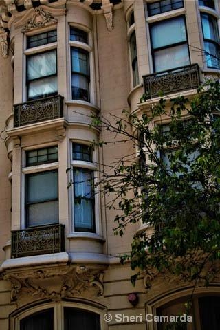 S.F. Buildings - ID: 15583321 © Sheri Camarda