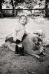 ~Hannah & Her Pig...