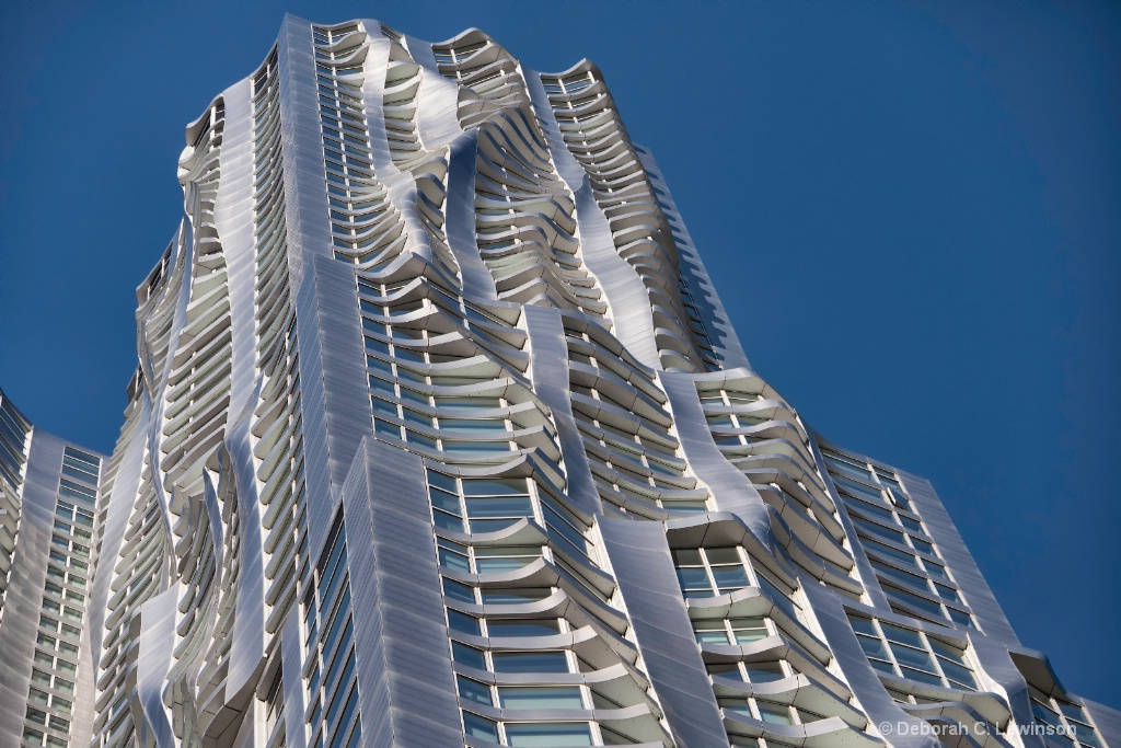 Gehry Apartment Building - ID: 15591887 © Deborah C. Lewinson