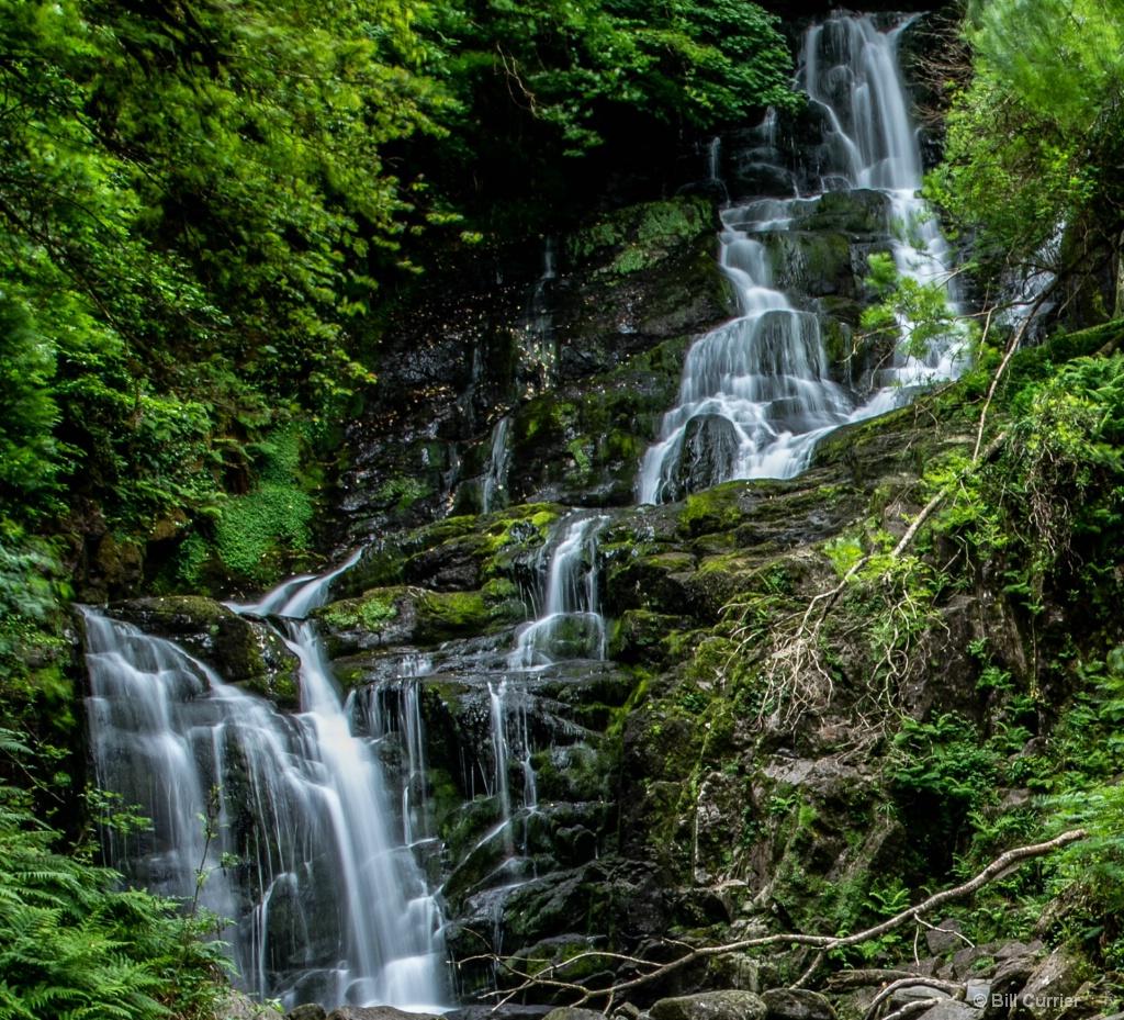 Torc Waterfall, Killarney - ID: 15594928 © Bill Currier