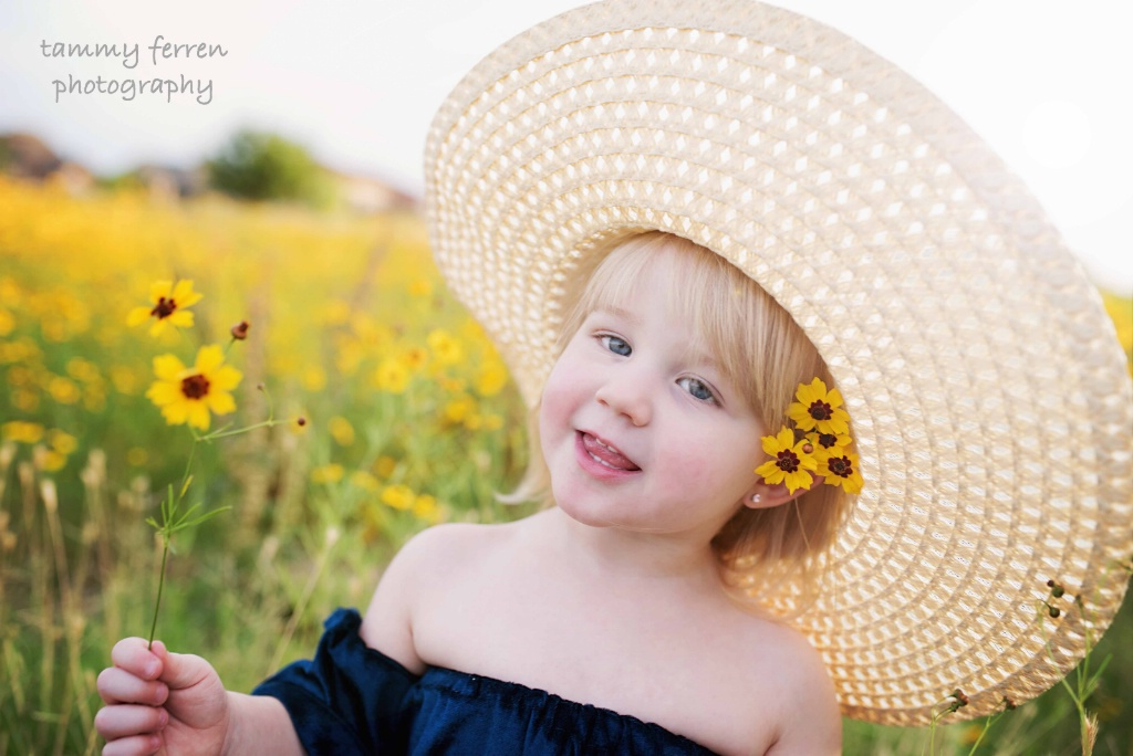 ~~  A Flower Amongst The Flowers  ~~