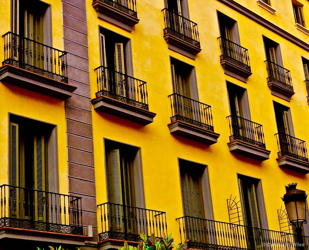 Hotel Madrid - ID: 15599415 © Cynthia M. Wiles