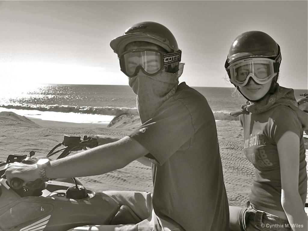 Baja Racers - ID: 15602523 © Cynthia M. Wiles
