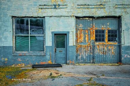 Exxon Blues - Cumberland, MD