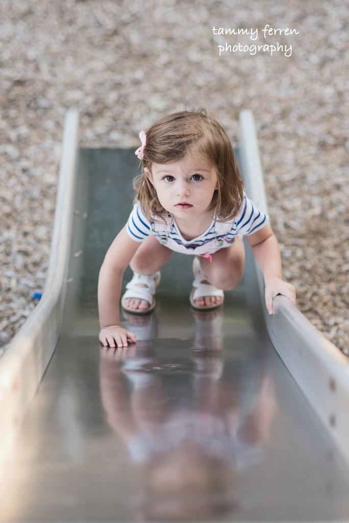 ~~  Up The Slide  ~~