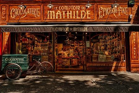 Chocolaterie (Paris)