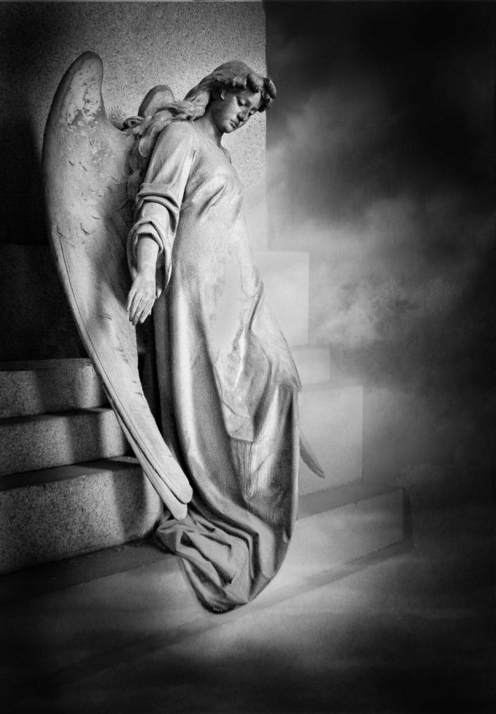 Angel Descending - ID: 15644642 © Olga Zamora