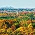 2Dunn's Mtn View of Pilot Mountain - ID: 15653024 © Zelia F. Frick
