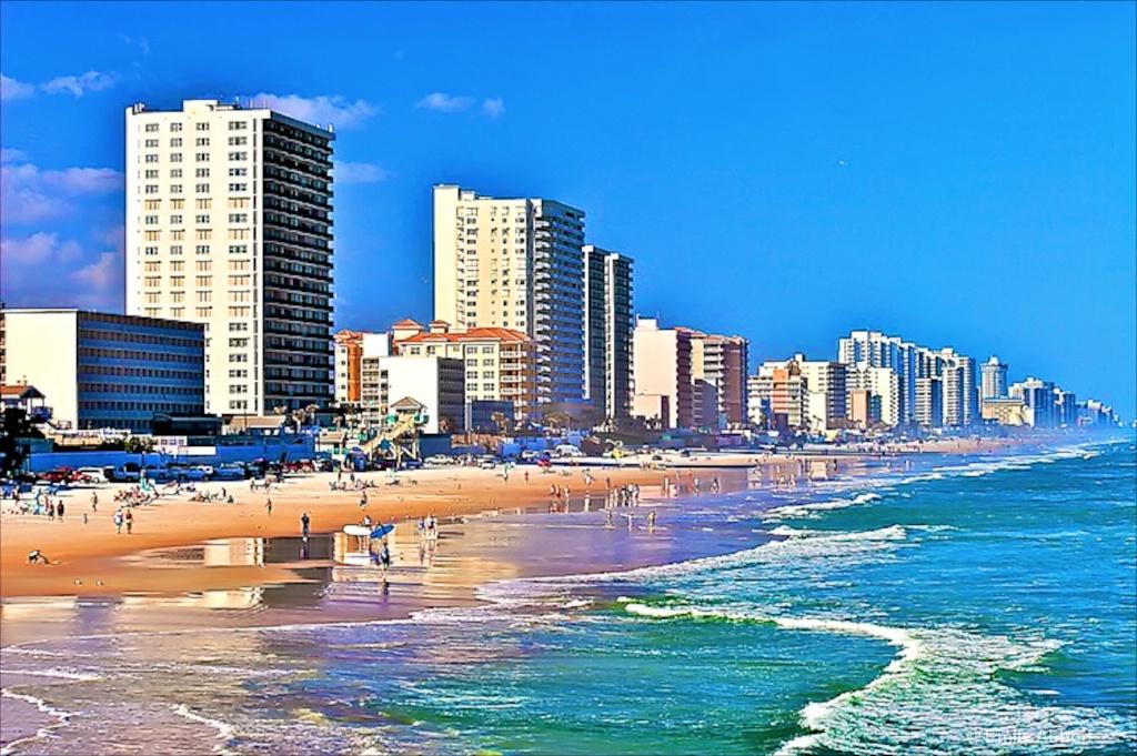 Daytona Beach - ID: 15657076 © Emile Abbott