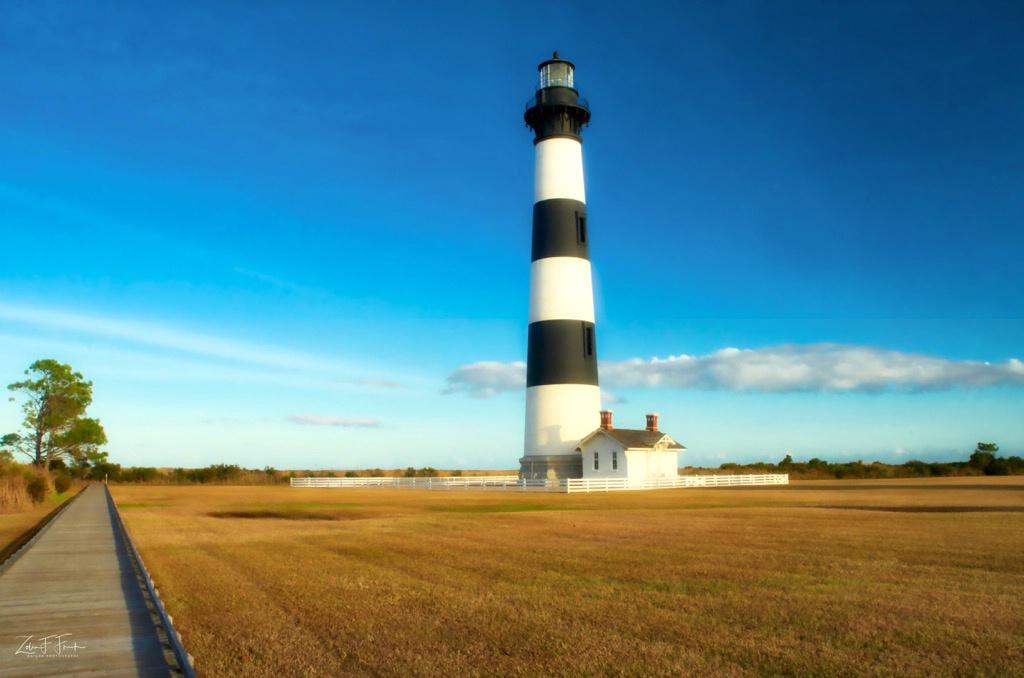 Bodie Lighthouse - ID: 15660865 © Zelia F. Frick
