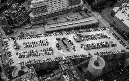 Rooftop Parking